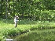 キャッチ&リリースの釣り