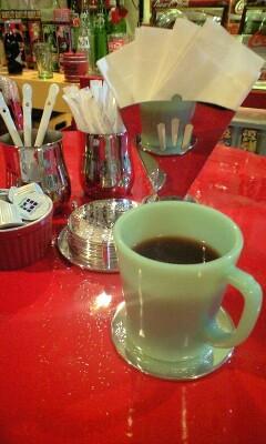 ★雑貨屋さんでコーヒー、はじめました♪゛★