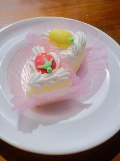 ☆可愛いくて食べるのが、、、!(b^ー°)☆