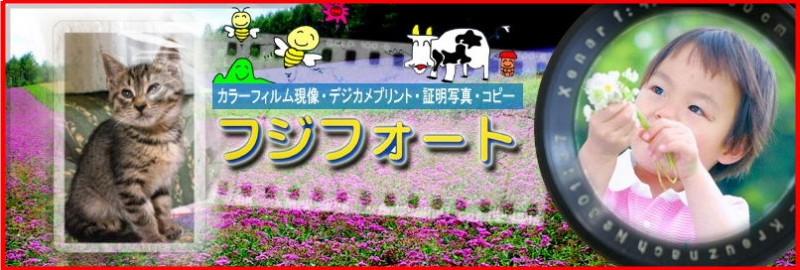 フジフォート ☆ 証明写真・写真・デジカメプリント・ラミネート・カラーコピー・エケコ人形・帯広