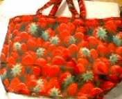 苺のマザーバッグ
