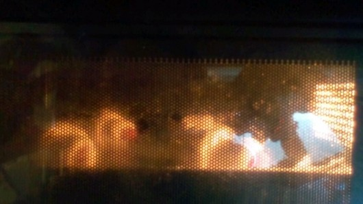 久しぶりに手作りパン〜米粉ウィンナーパン